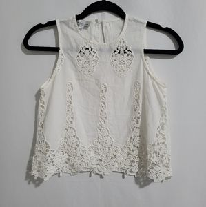 MIGUELINA top || XS